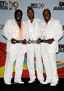 2009 BET Awards - Press Room
