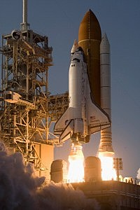 After Delays Space Shuttle Discovery Launches From Cape Canaveral