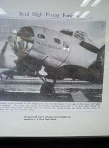 Byrd High Flying Fortress