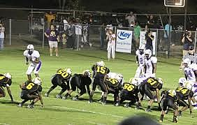 Haynesville Football