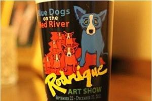 Blue Dog Ebay Cups