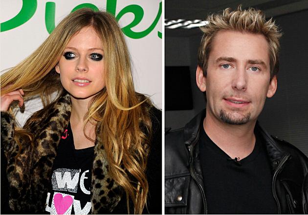 Avril Lavigne_Chad Kroeger