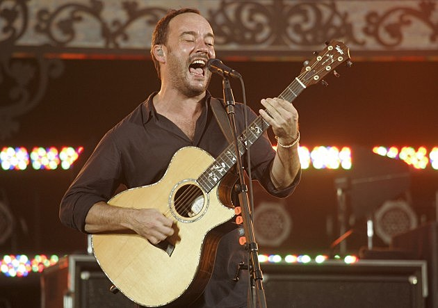 dave matthews band in shreveport