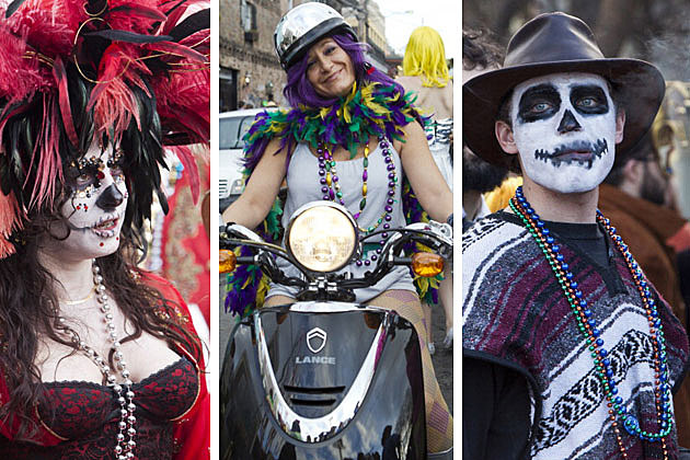 sc 1 st  96.5 KVKI & 8 Awesome Mardi Gras Costumes