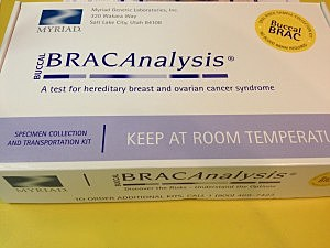 BRAC Analysis test