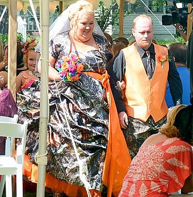 June marries Sugar Bear