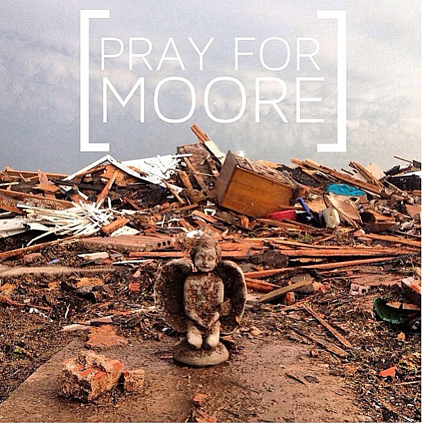 pray for oklahoma angel