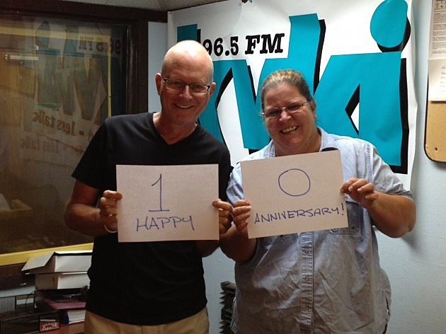 ROBERT & ERIN 10 YEARS