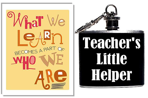 Back to School Gift Ideas for Teachers