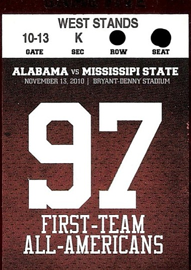 misspelled alabama vs mississippi ticket
