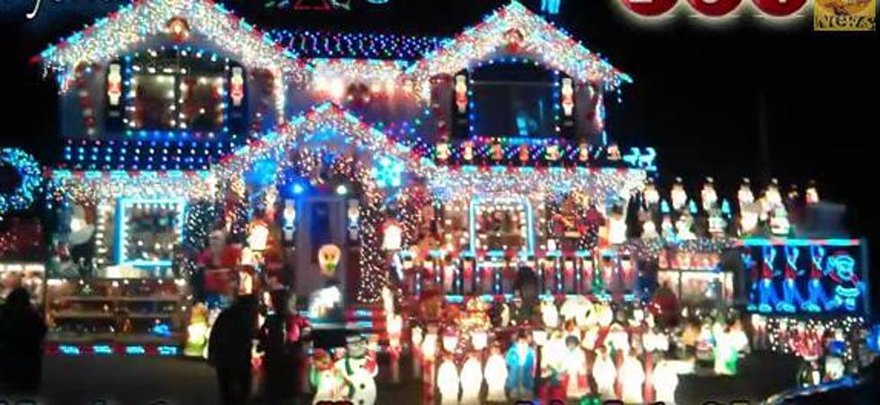 best christmas outdoor light show of 2013 - Best Christmas Light Show