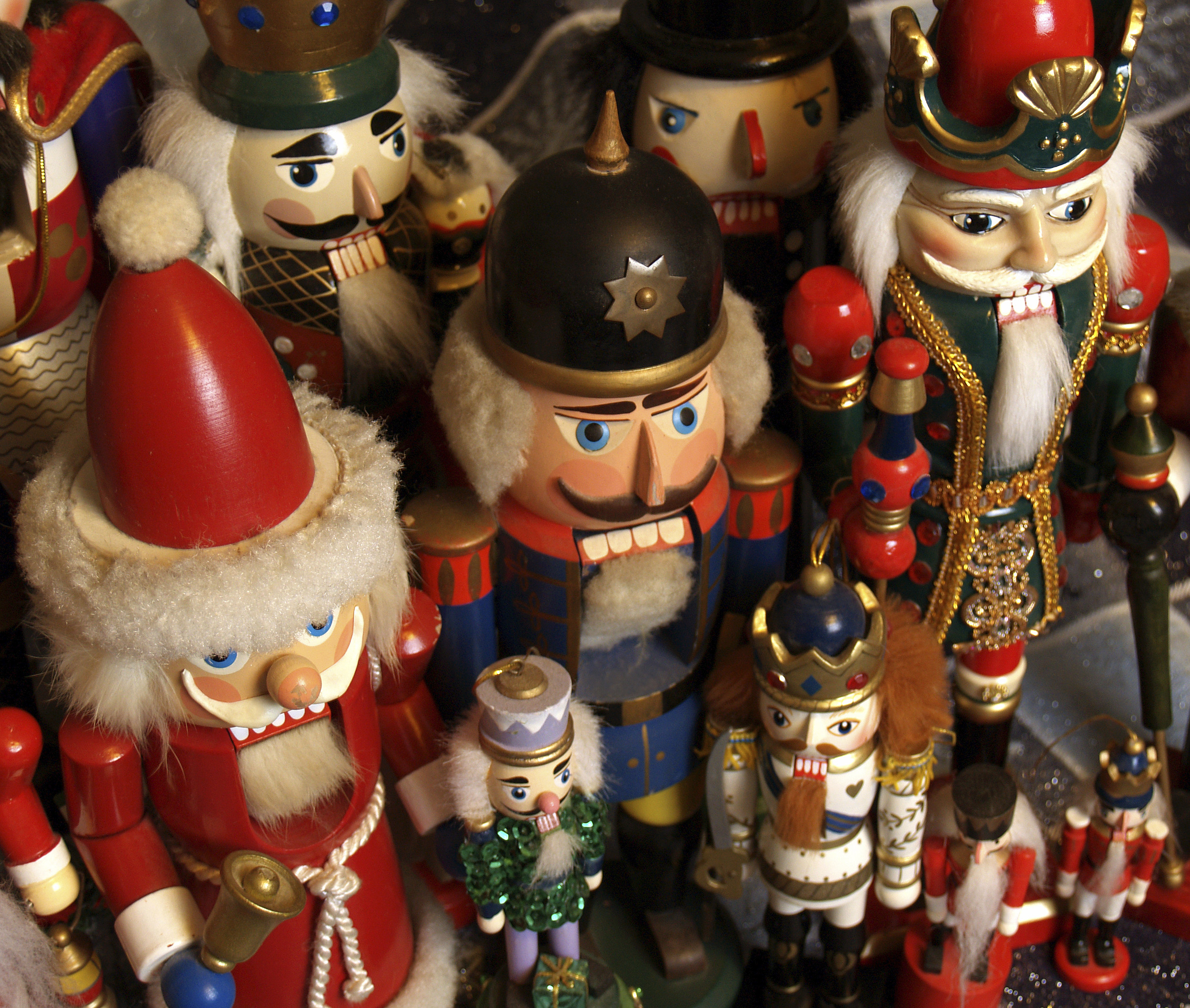 Traditional german christmas decorations - Christmas Decorations