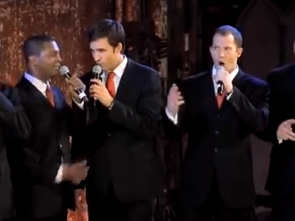straight no chaser 12 days of christmas amazing live performance video - 12 Days Of Christmas By Straight No Chaser