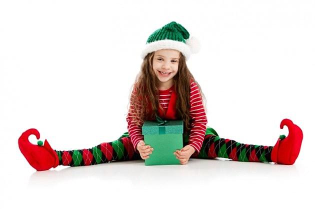 young girl elf