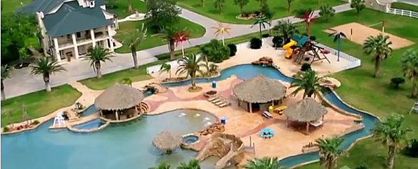 The World 39 S Largest Residential Pool Video