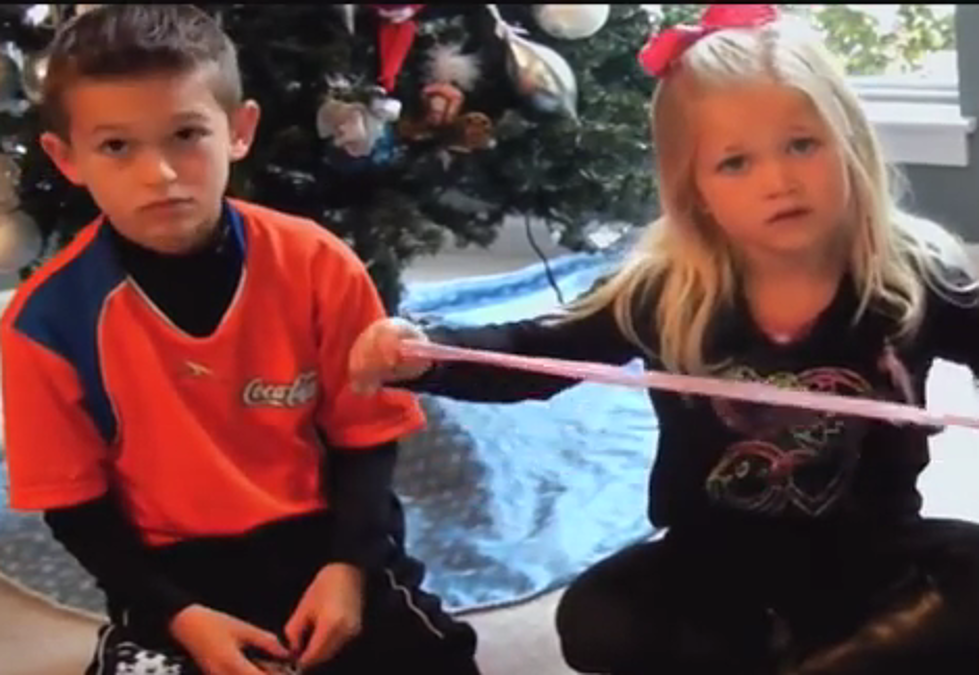Kids Reactions To Terrible Presents [VIDEO]