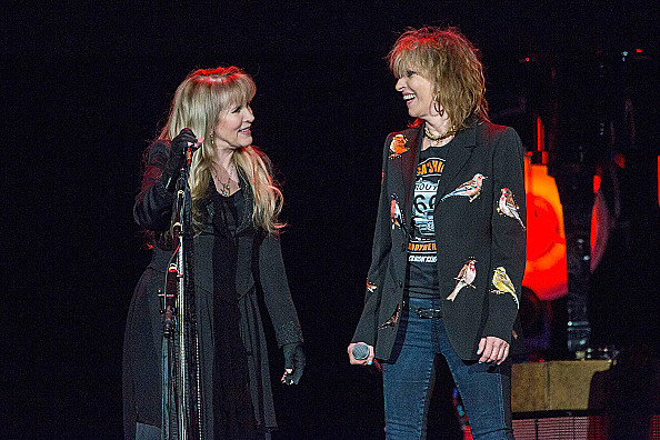 Stevie Nicks And The Pretenders Perform At Viejas Arena