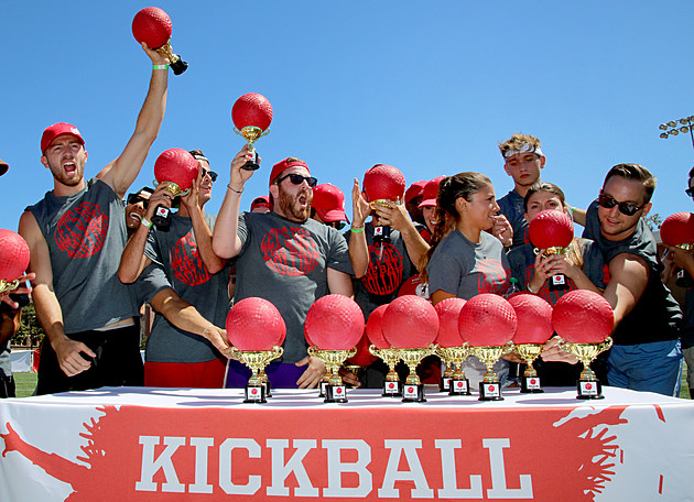 Kickball For A Home - Celebrity Challenge Presented By Dave Thomas Foundation For Adoption